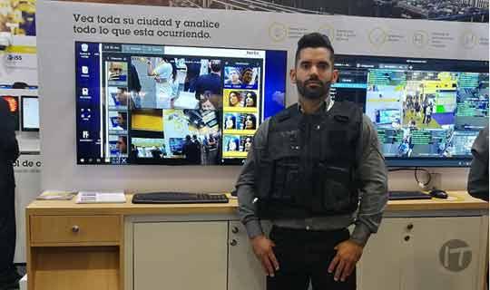 Axis presenta un prototipo inteligente que reconoce a sospechosos