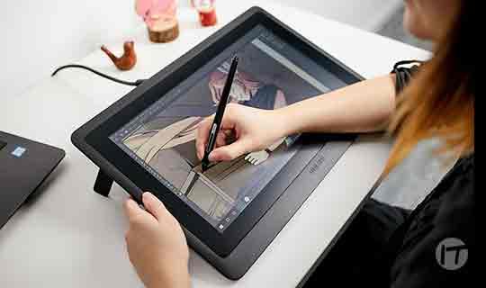 Wacom lanza su nueva tableta Cintiq para profesionales, estudiantes  y entusiastas de la creación y el diseño