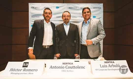 Xertica se convierte en Platinum Partner de Salesforce para Colombia y Latinoamérica