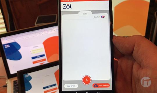 Zoi Meet, la nueva plataforma de traducción para comunicaciones