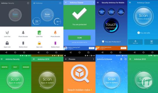 ESET denuncia 35 supuestas apps de seguridad en Google Play que en realidad difundían adware