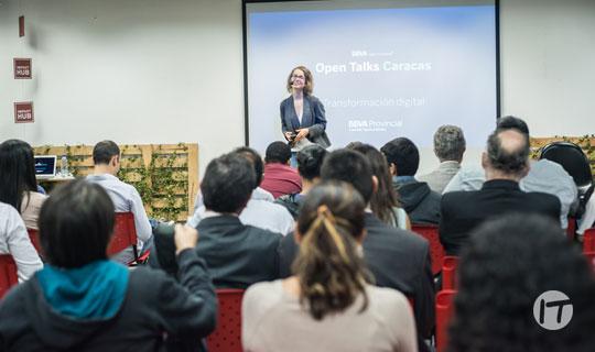 Caracas sirvió de sede en una nueva edición del BBVA Open Talks
