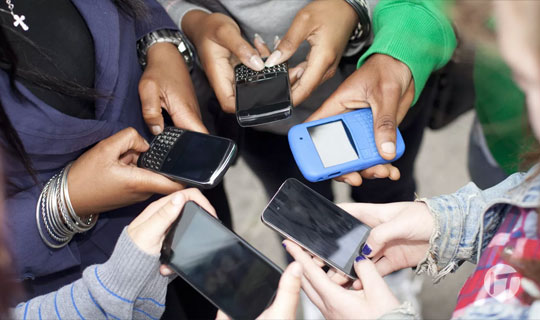 Descubre tu nivel de dependencia al celular