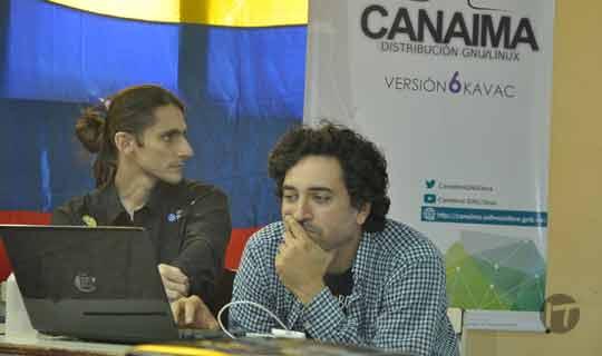 La tecnología blockchain llegó al Iutoms de la mano de Canaima 6.0