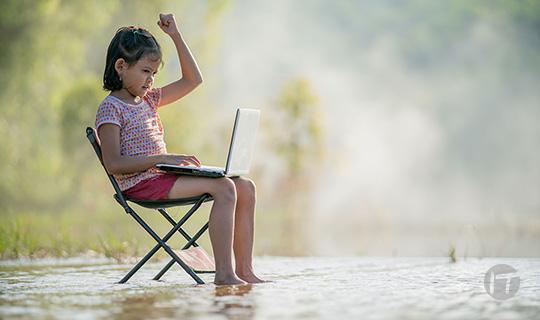 Internet satelital, habilitador de educación digital