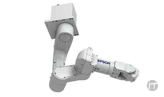 """Epson Robots es galardonada con el premio al """"Primer Equipo"""" en la octava edición anual  del programa """"Liderazgo en Automatización"""""""