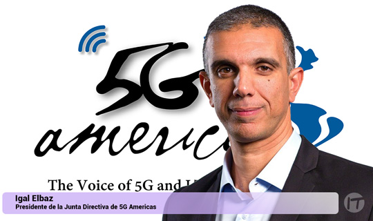 5G Americas elige como Presidente de la Junta Directiva a Igal Elbaz de AT&T