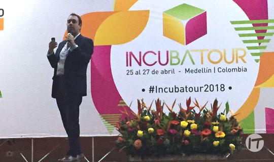 Amadeus presentará las 'Megatendencias del Sector Turístico' en Incubatur 2018