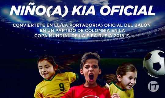 Los niños y niñas que asisten a la FILBo pueden ser los escogidos para ir al mundial de la FIFA 2018
