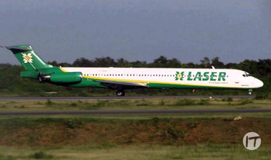 Laser Airlines activó plan especial de asistencia tras suspensión de vuelos en ruta Panamá