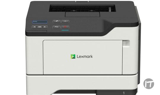 Lexmark presenta la nueva generación de productos monocromáticos de gama media para la empresa