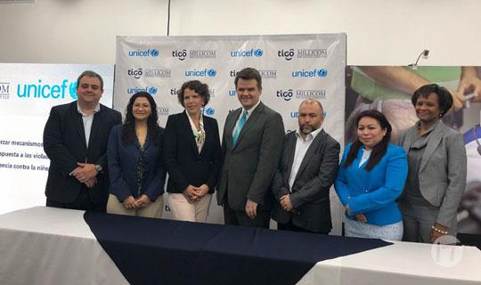 Millicom reitera su apoyo a los esfuerzos de UNICEF para proteger los derechos de los niños en América Latina