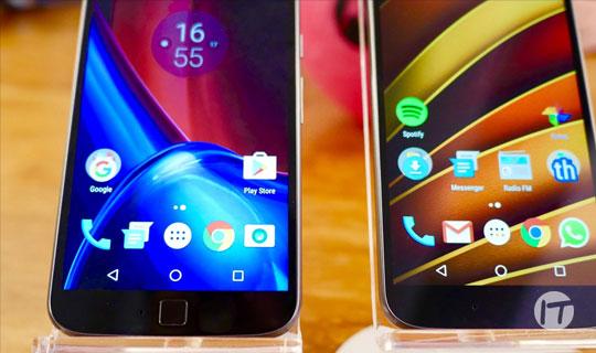 Motorola lanza las nuevas generaciones de las familias Moto G y Moto E
