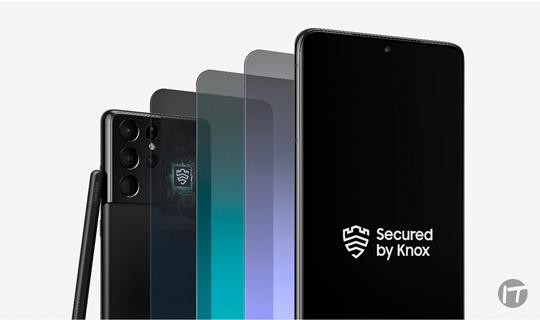 Samsung Knox es un escudo protector que blinda  tus datos personales en todos tus dispositivos
