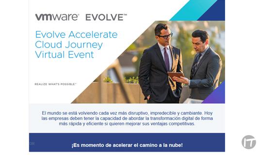 VMware EVOLVE online: La evolución de la nube en momentos de coyuntura global