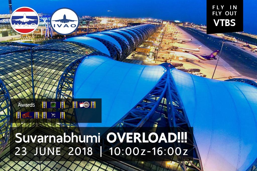 [TH+HQ] Suvarnabhumi Overload