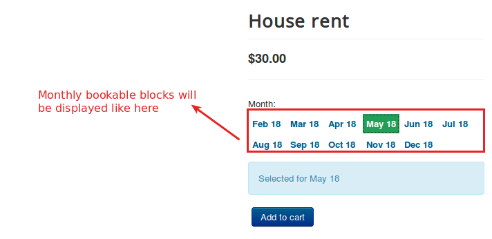 house rent frontend