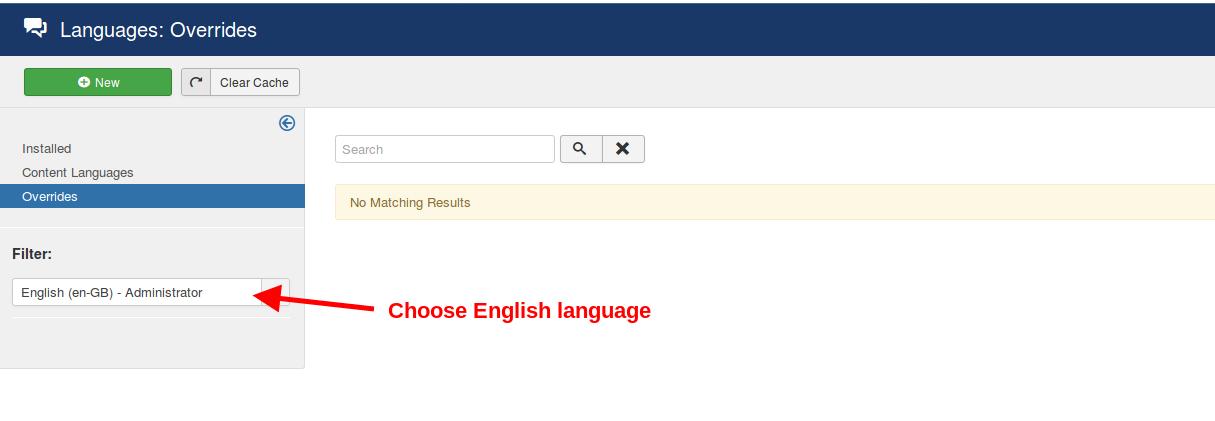 chooseenglish