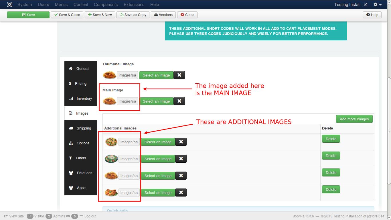 Layout-adding-product-images