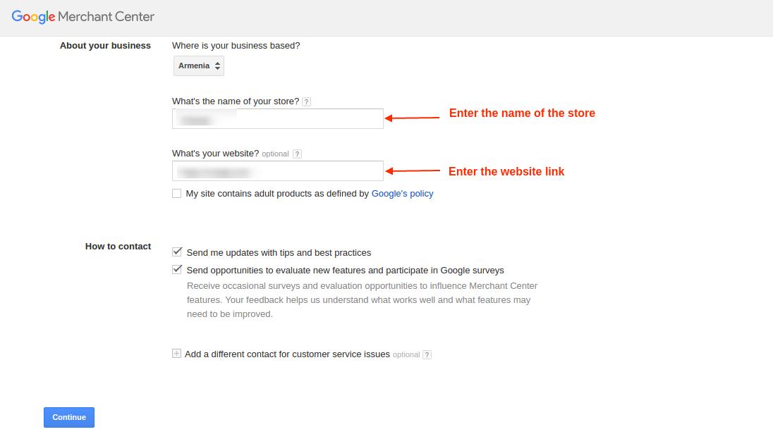 Google Customer Review App