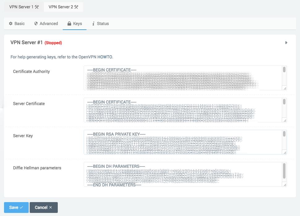 GitHub - j796160836/tomato-openvpn-setup: Setup OpenVPN on