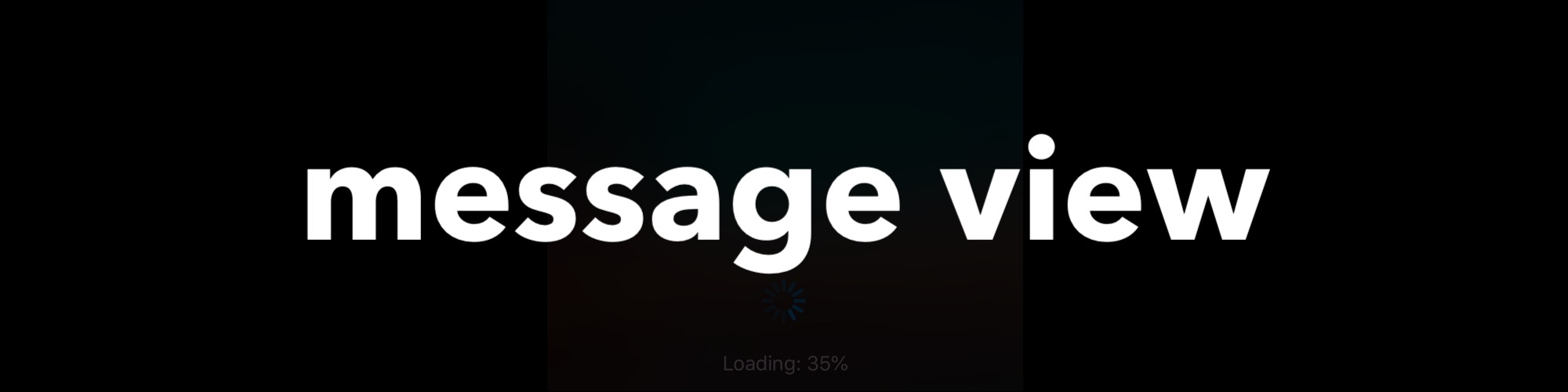 message-view