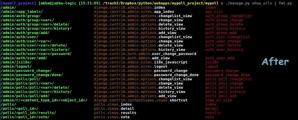beautifier | Python Adventures