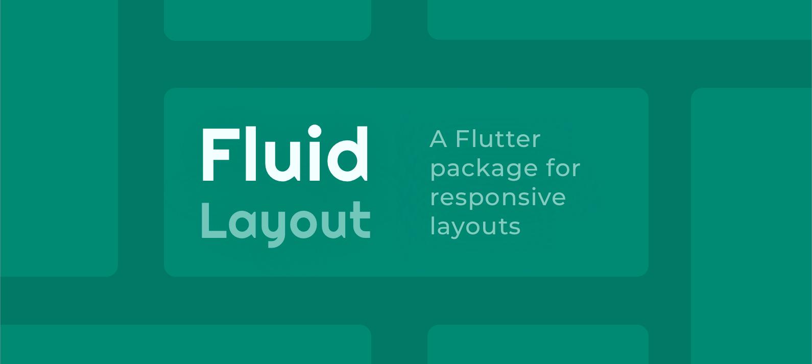 Flutter Responsive Layout