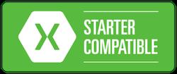 Xamarin Starter Compatible