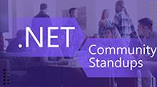 .NET Community Standup