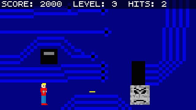 Screenshot of Glitch Hunt