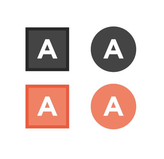 Atom Predawn Dock Icons