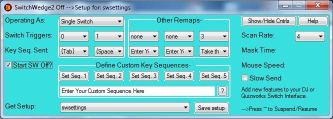 SwitchWedge the multipurpose switch interface enhancer