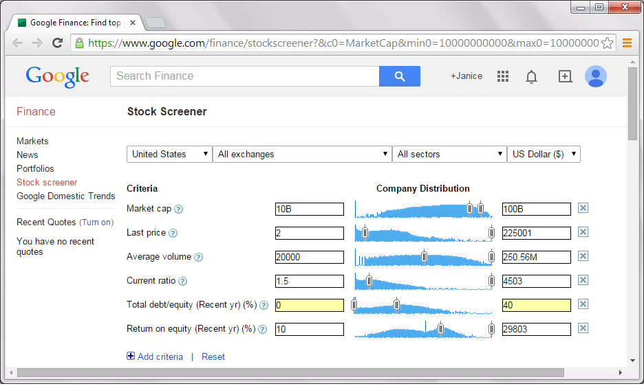 How To Use · janicelaset/stock-analysis-excel Wiki · GitHub