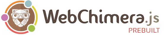 WebChimera.js Prebuilt