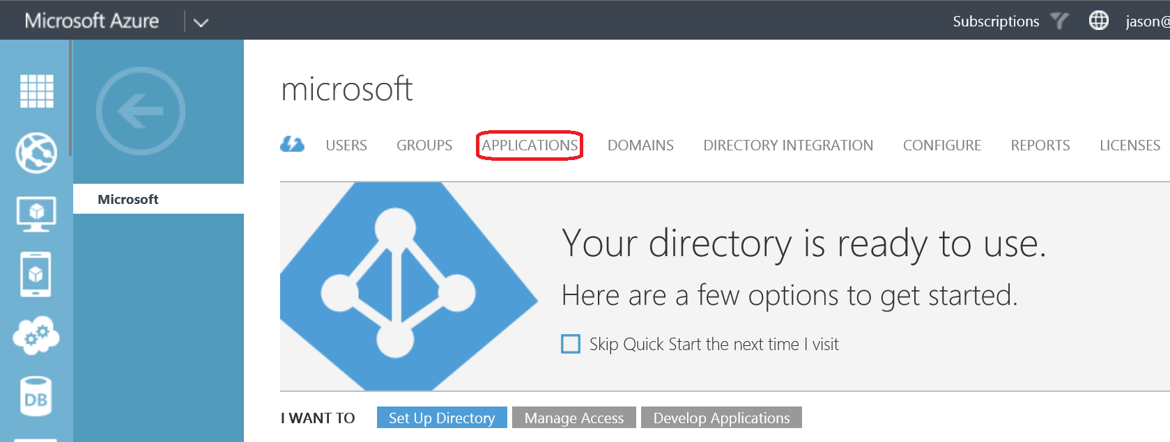 office365-azure-guides/RegisterAnAppInAzure md at master