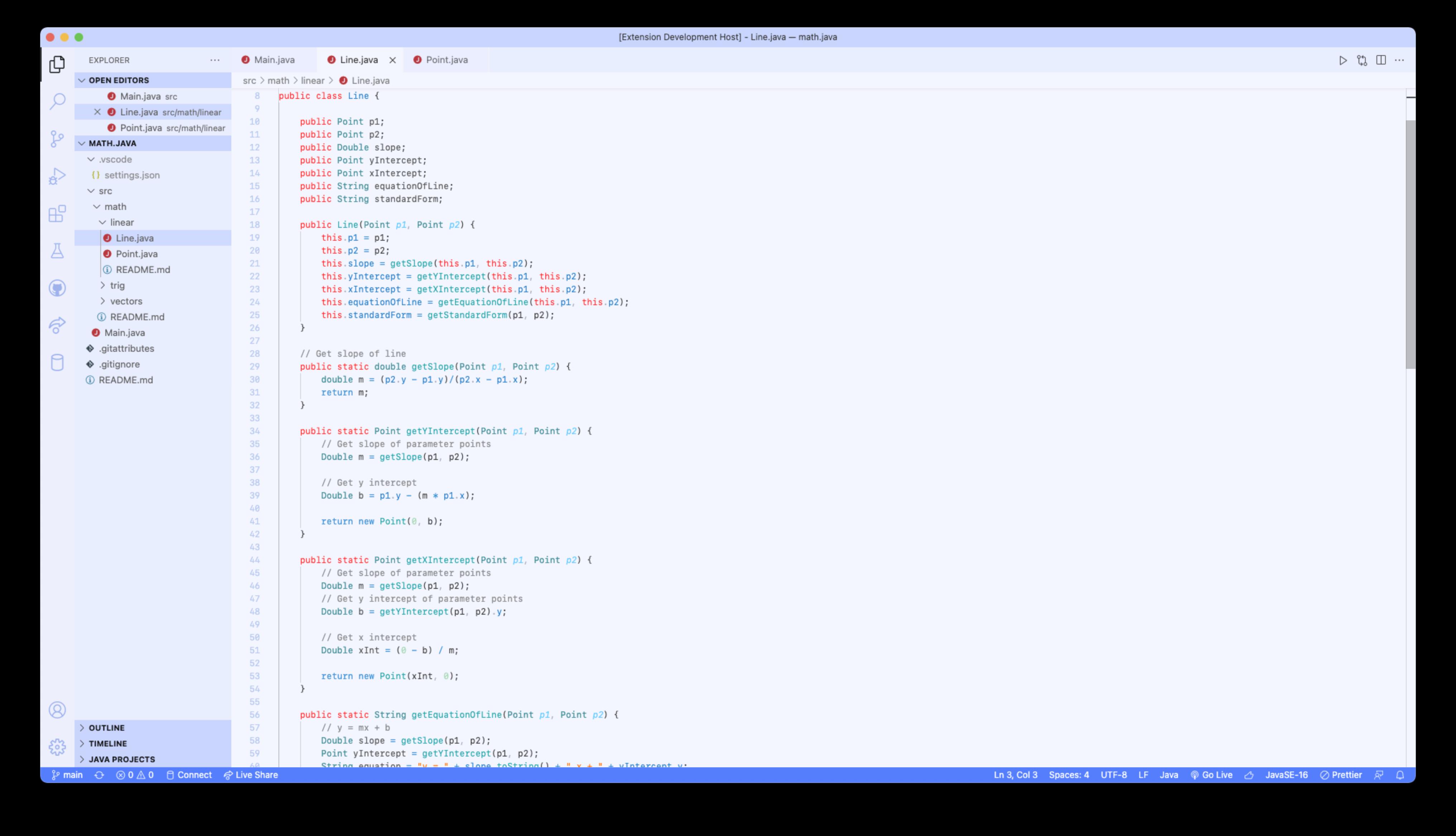 Even lighter theme screenshot