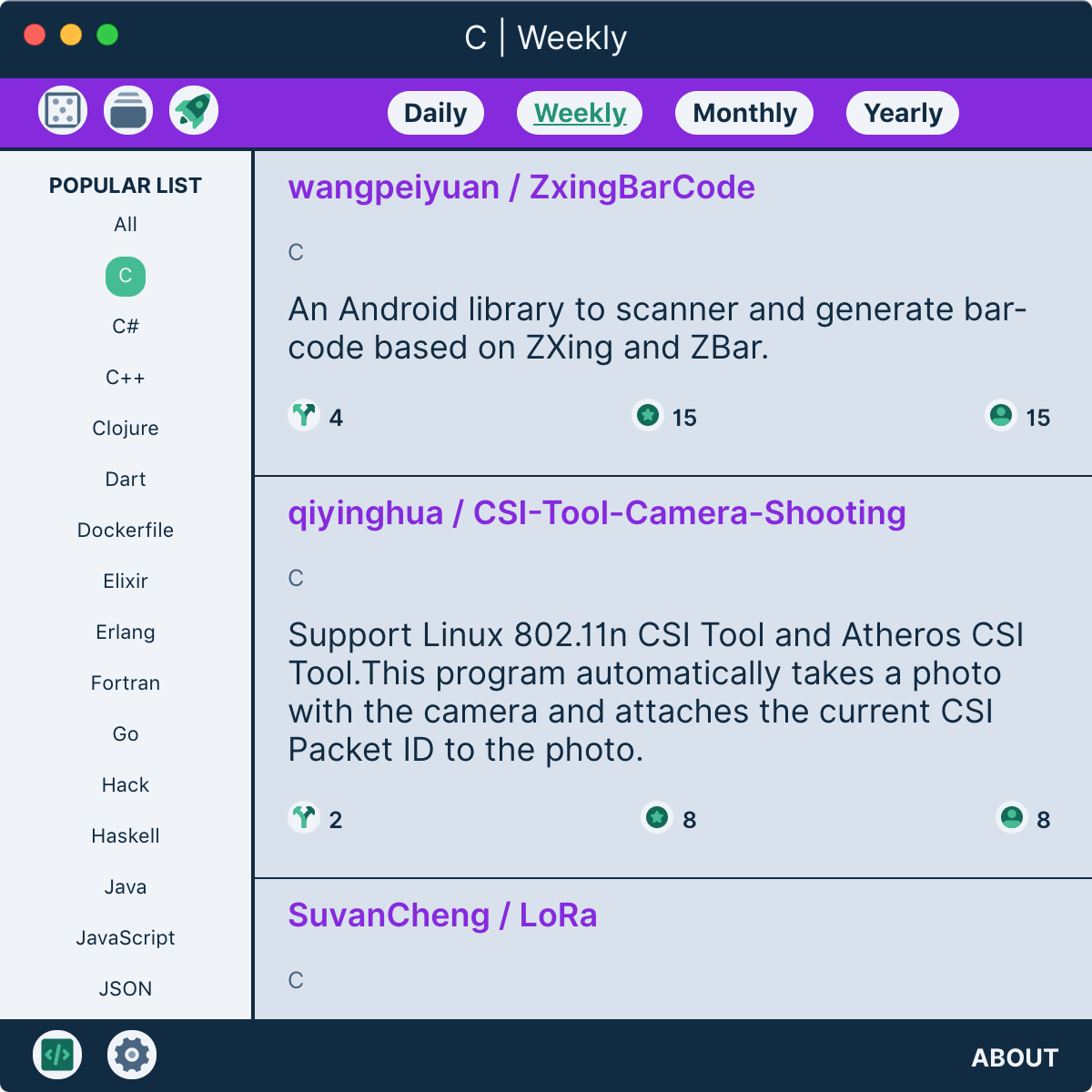 Version 0.10.2 Screenshot 1
