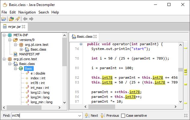 GitHub - java-decompiler/jd-gui: A standalone Java