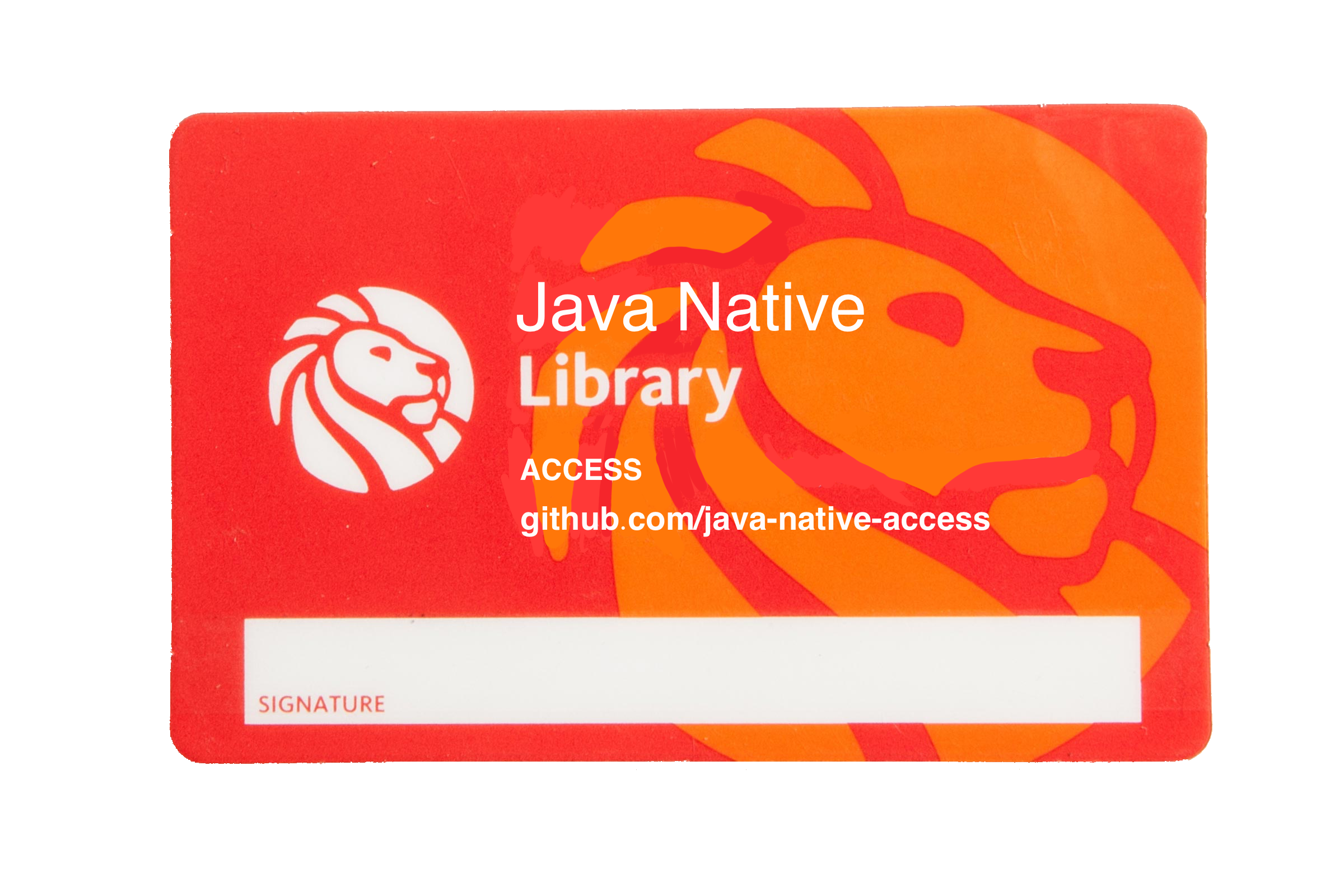 Java Native Access - JNA