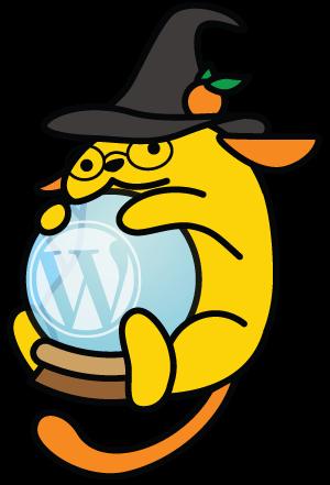 Wizard Hat Wapuu