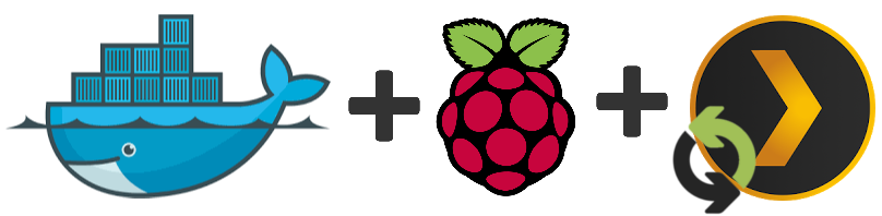 Raspberry PI - Plex Video converter - Docker image