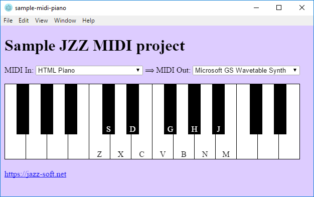 jazz-midi-electron/README md at master · jazz-soft/jazz-midi