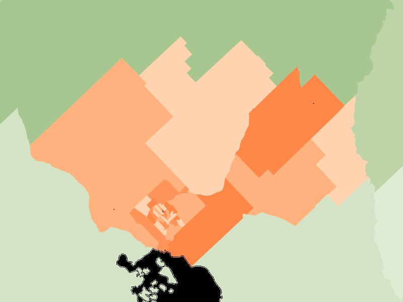 Fracciones de Bahía Blanca