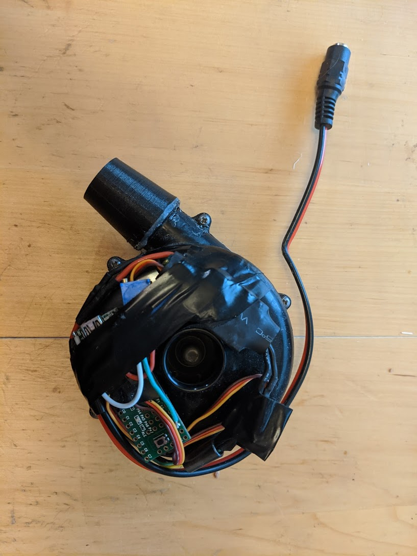 Extracted CPAP Blower