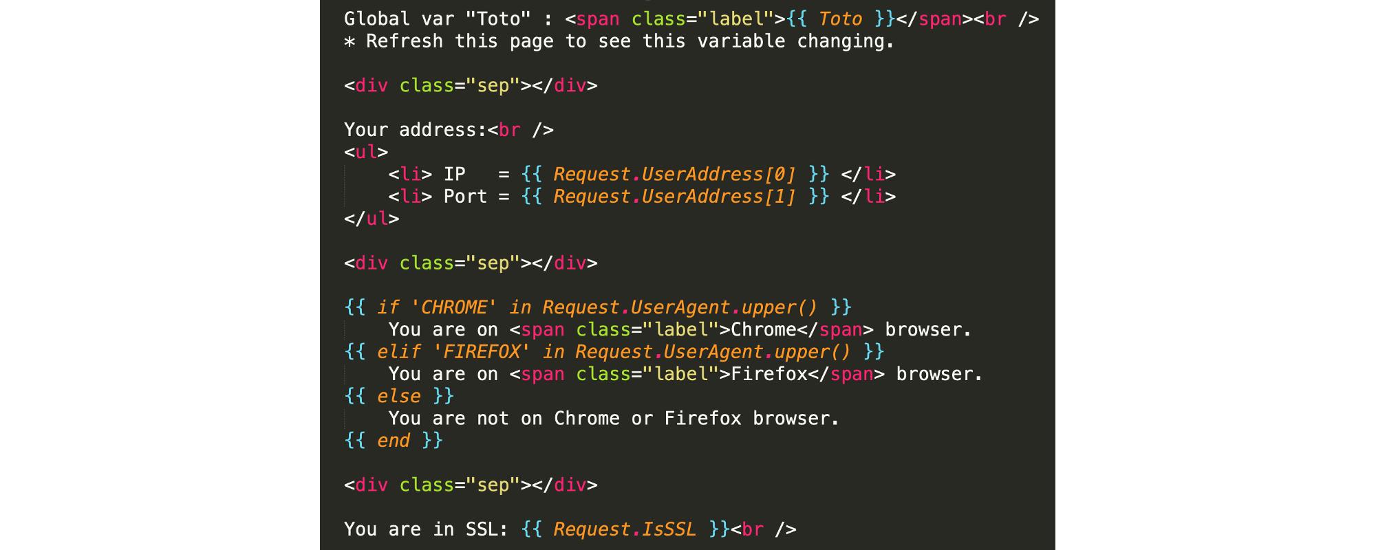 Pyhtml Code