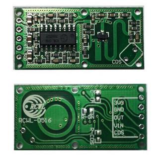 RCWL-0516 board