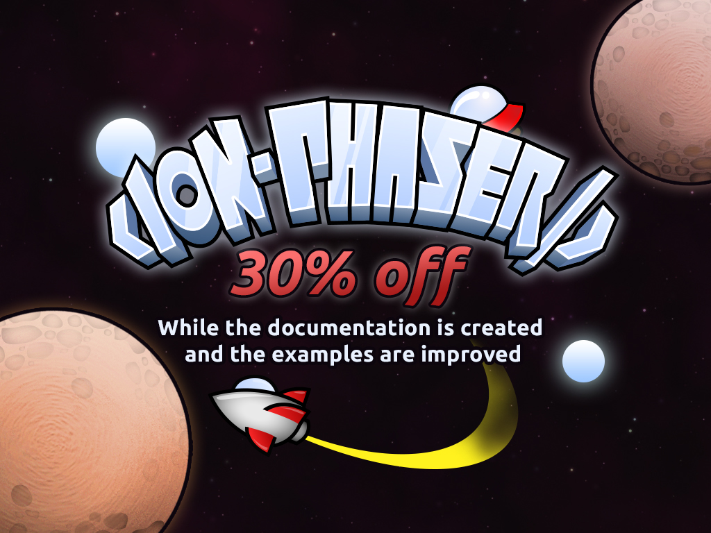 IonPhaser 30% Off