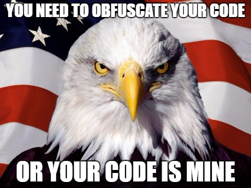 Your code is mine!