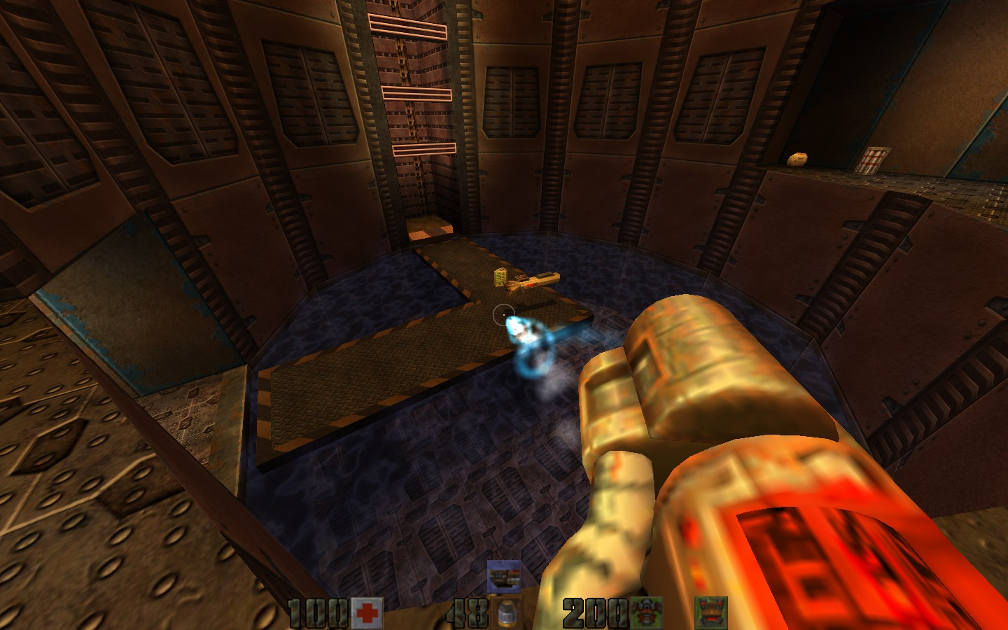 Quake II for Mac and Linux